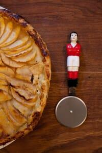 Slice (découpeur à pizza) Bôjoueur rouge: Michel
