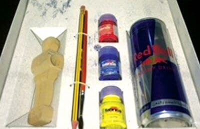 Kit Red Bull Art Dribble pour baby-foot