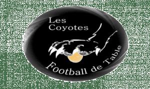 Logo du club de babyfoot des Coyotes d'Evry