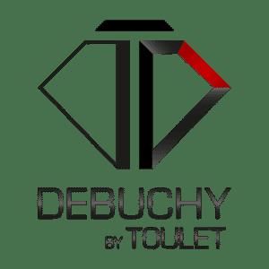 Logo Debuchy by Toulet