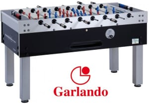 Le baby-foot World Champion de Garlando, table officielle de compétition