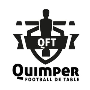 Logo du club de baby foot du Quimper football de table