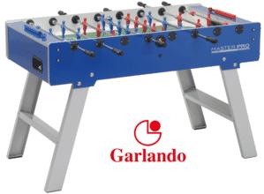 Baby foot Extérieur Garlando Master Pro pour collectivités