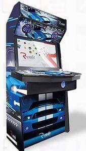 Borne de jeux d'arcade par R-CADE