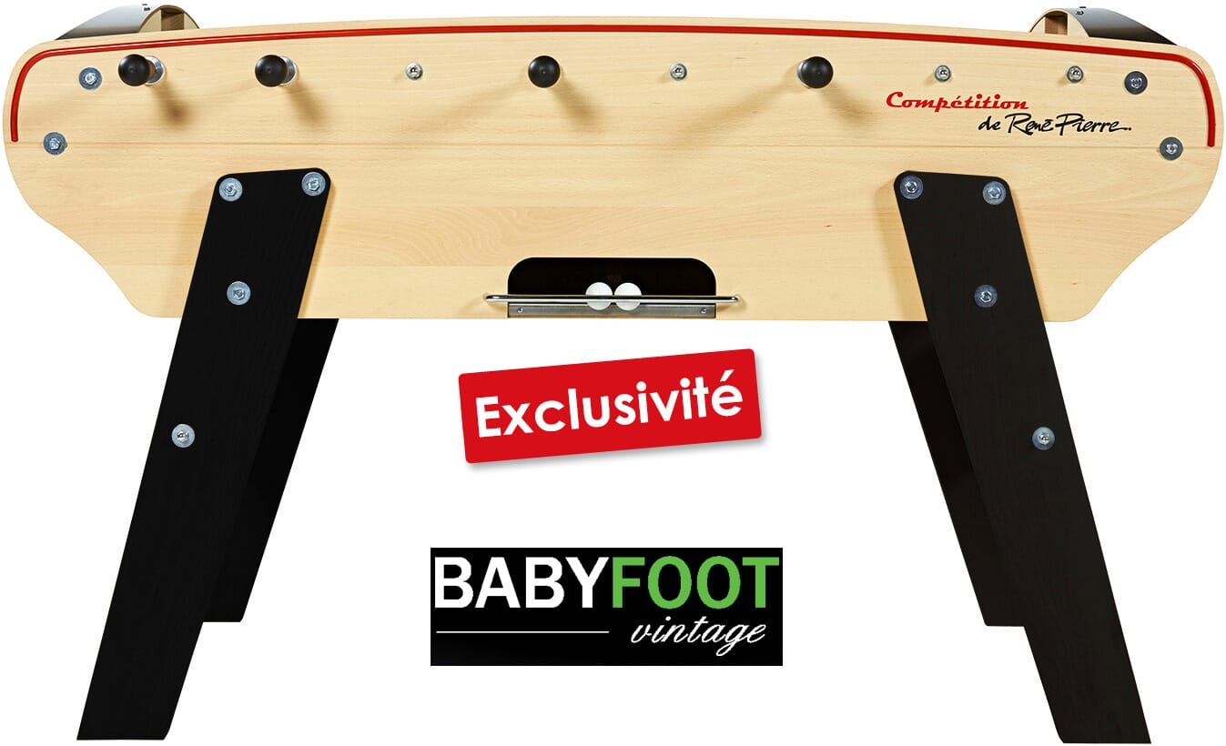 Vente privee baby foot rene pierre competition