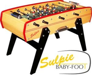 le baby foot sulpie evolution