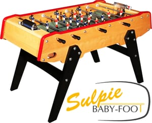 le baby foot Sulpie Outiser