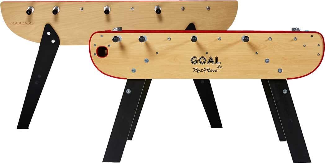 Comparaison Baby Foot Goal 2016 et Marius