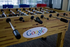 baby-foot-google-management-entreprise
