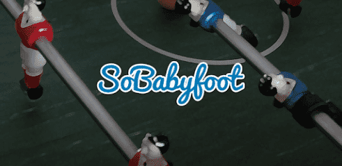 SoBabyfoot Application Logo