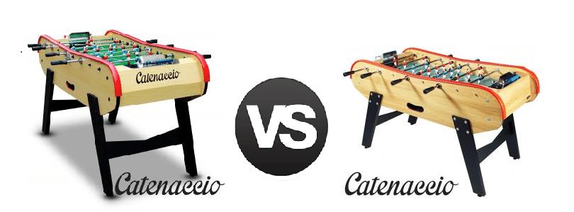 Comparatif ancien et nouveau Catenaccio Sportivo