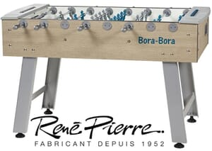 Baby foot extérieur René Pierre Bora Bora