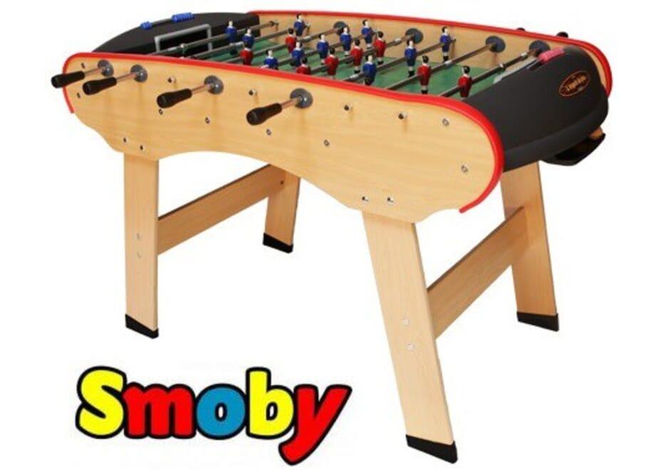 Baby Foot enfant Smoby Esprit du jeu