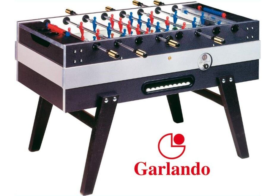 Baby Foot Garlando Deluxe Monnayeur