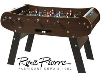 Baby foot René Pierre Color Wenge
