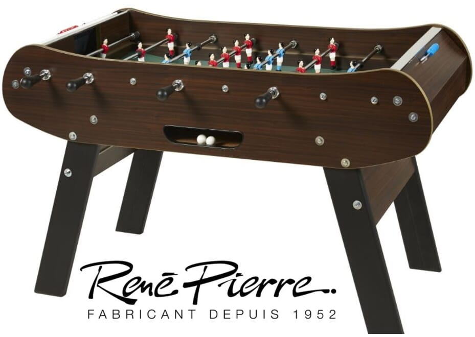 Baby foot René Pierre Color Wenge