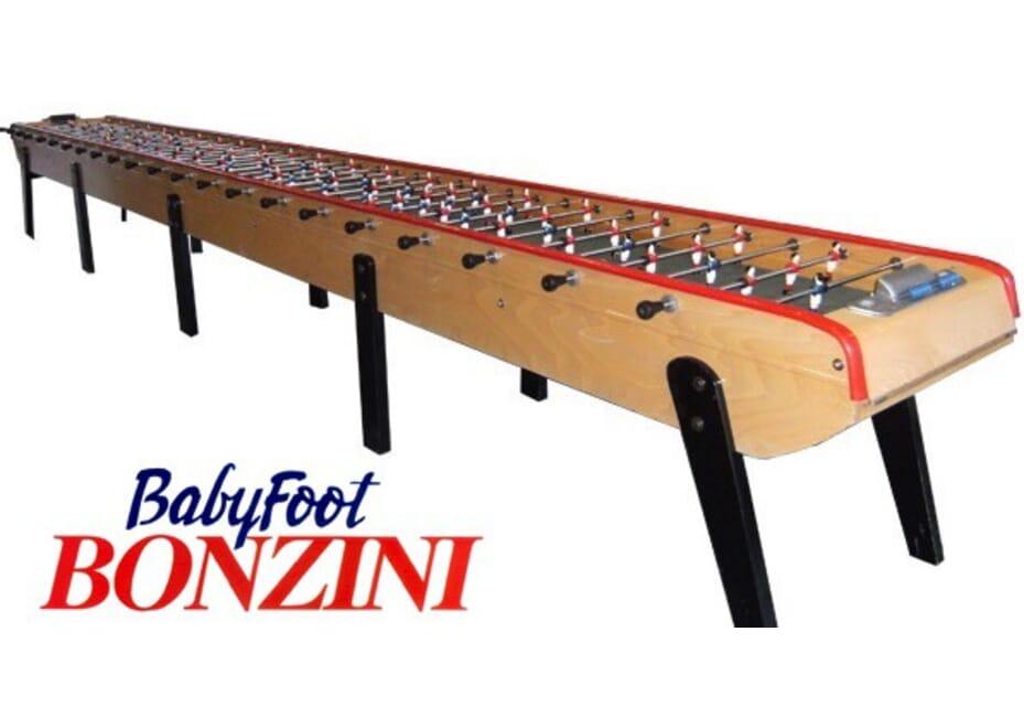 Baby Foot bonzini géant XXXL 11 contre 11 - Babyfoot Vintage 0c2dd1ee6f05