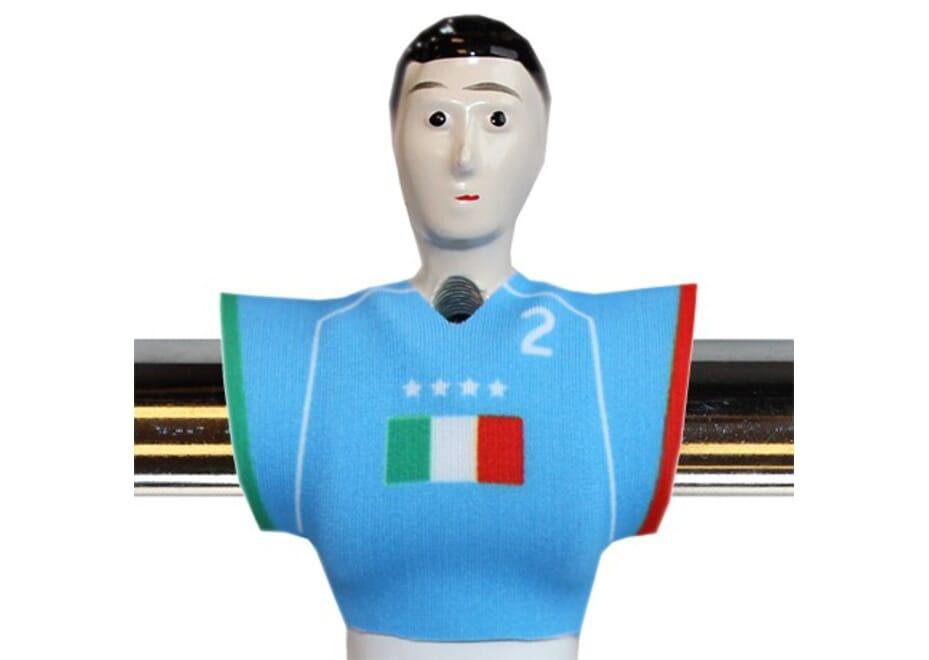 Lot de 11 Baby FooT Shirt Italie
