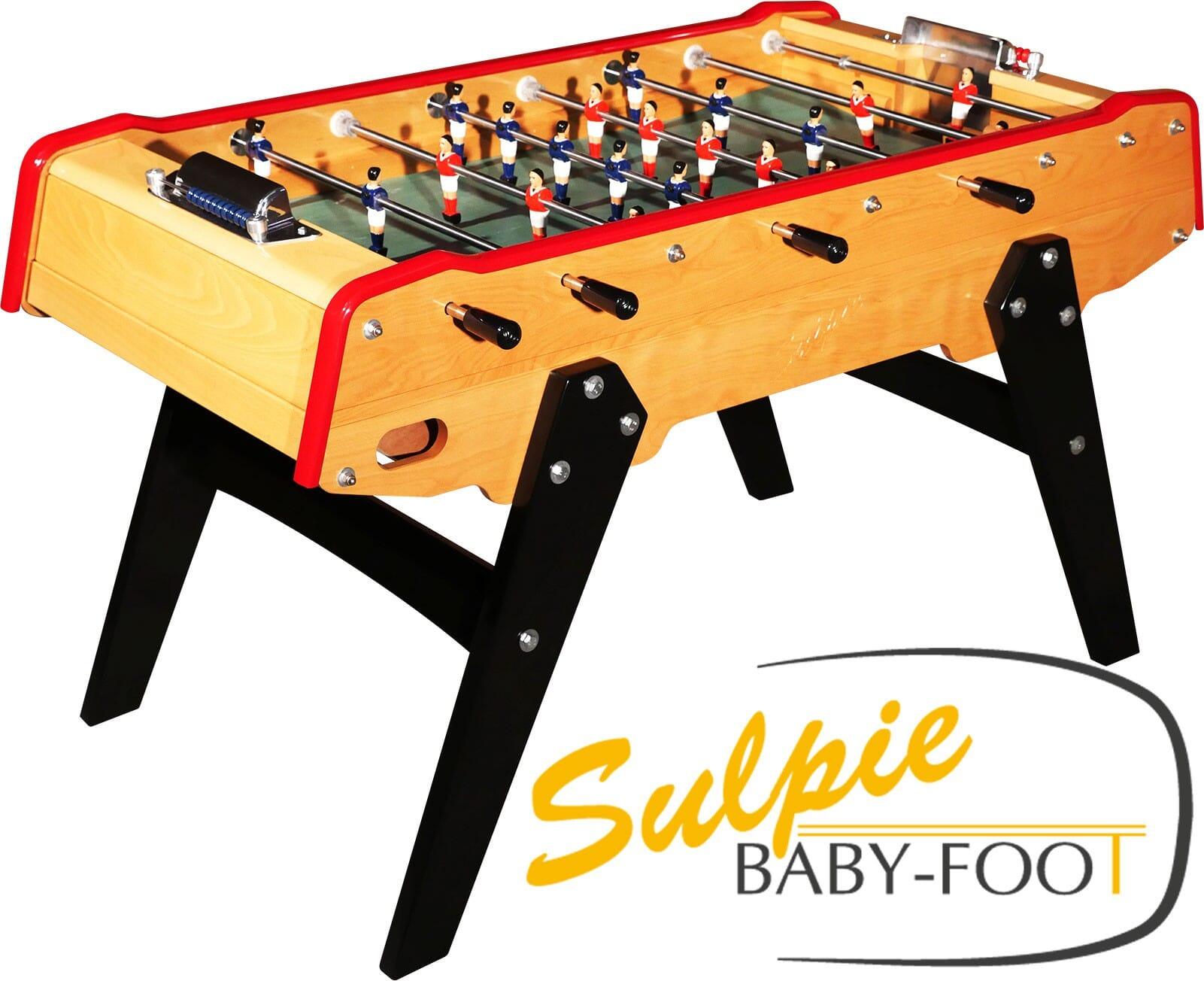 baby foot sulpie outsider babyfoot vintage. Black Bedroom Furniture Sets. Home Design Ideas