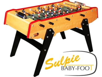 Baby Foot Sulpie Outsider