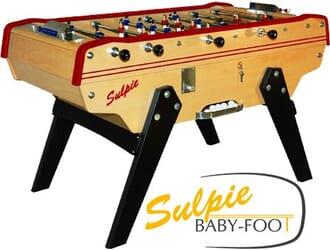 Baby Foot Sulpie Compétition Monnayeur