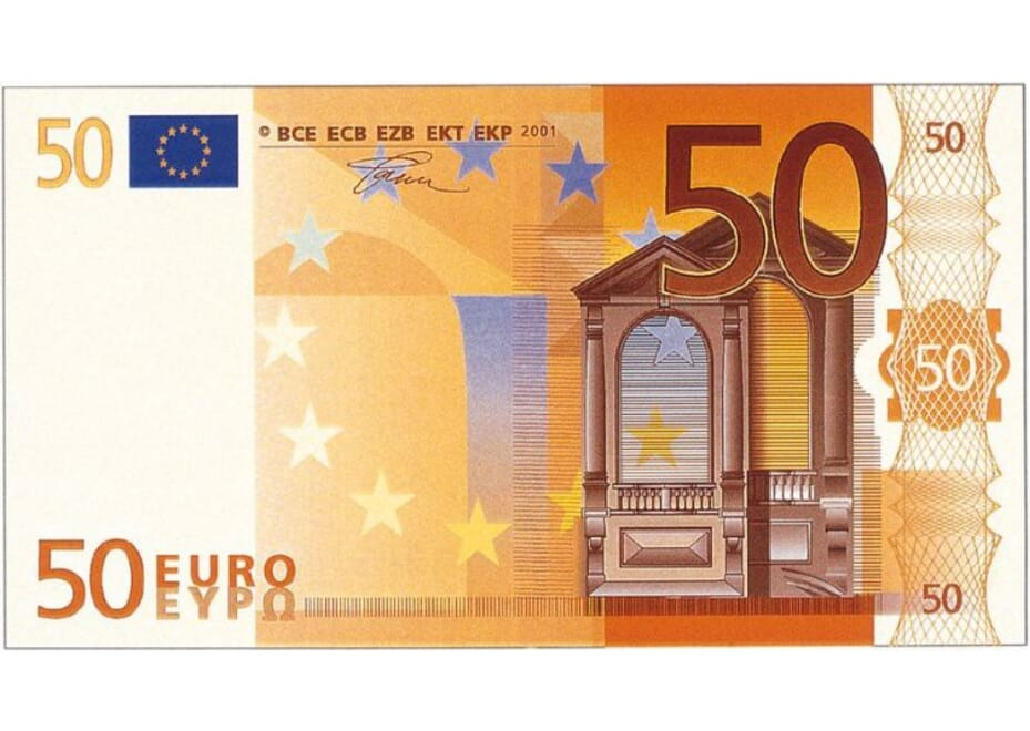 Complement 50 euros