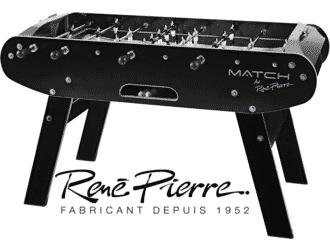 Baby foot René Pierre Match Noir