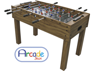 Baby Foot Arcade Jeux Force