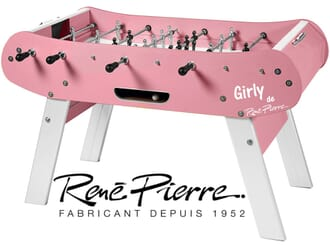 Baby Foot René Pierre Girly