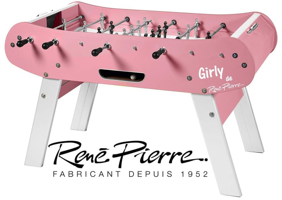Baby Foot René Pierre Girly