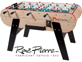 Baby-foot René Pierre PRO