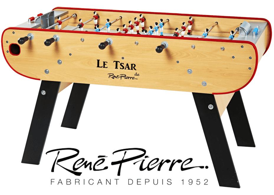 Baby Foot René Pierre TSAR 2018