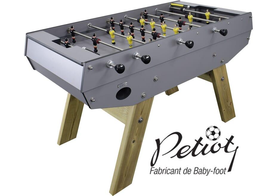 Baby Foot Petiot Exterieur