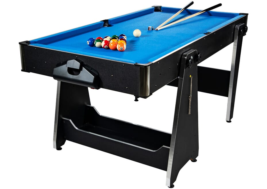 Table multi jeux pliant billard air hockey 5FT
