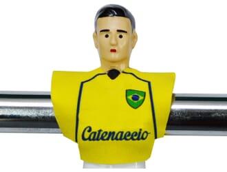 Maillots Babyfoot Equipe Brésil