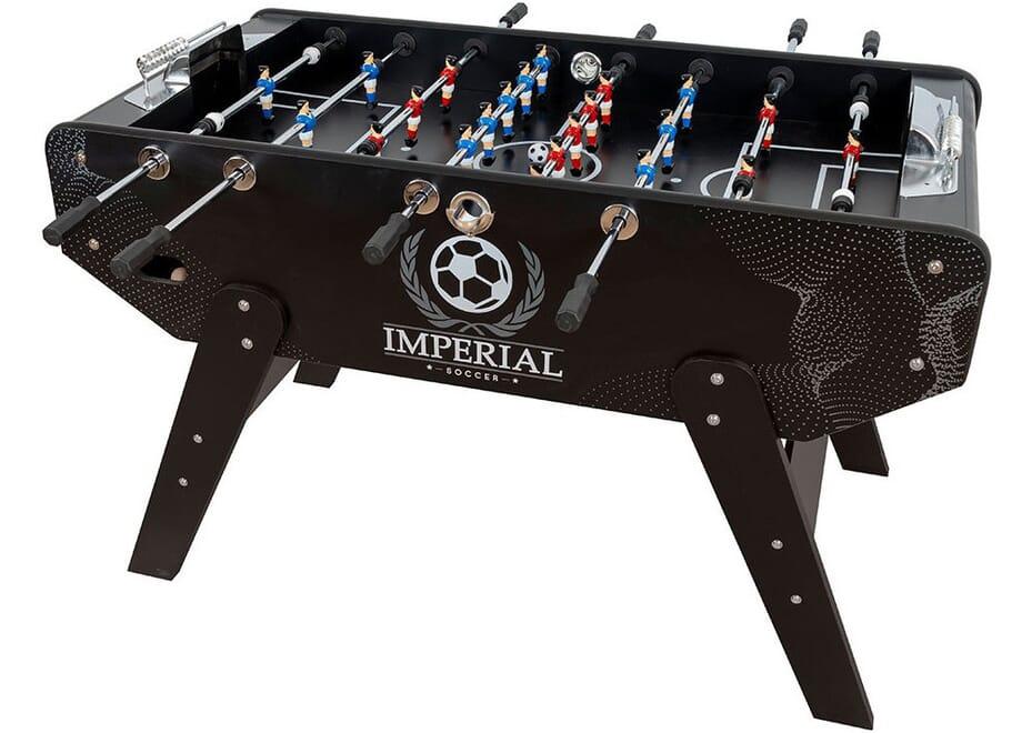 Baby Foot Noir Imperial Top Futbolin
