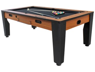 Table multi jeux Billard convertible air hockey industrielle
