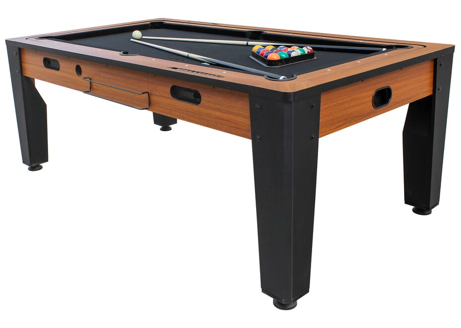 Billard convertible table et air hockey industrielle