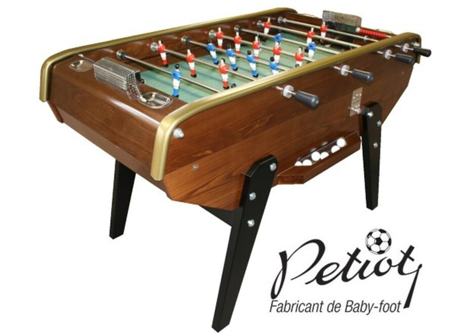 Baby foot Petiot 250 Monnayeur