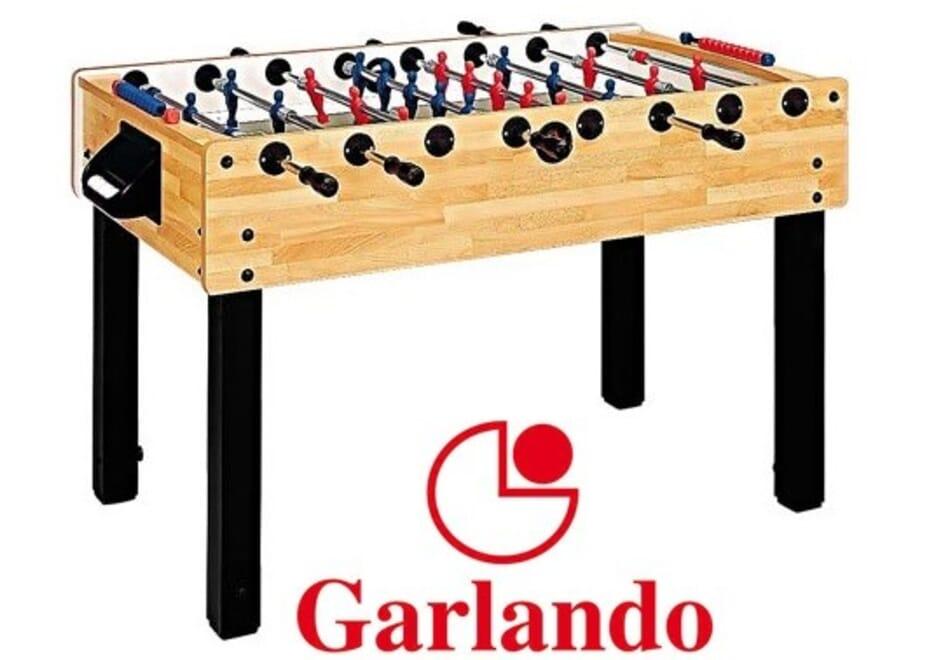 Baby Foot Garlando G100 bois