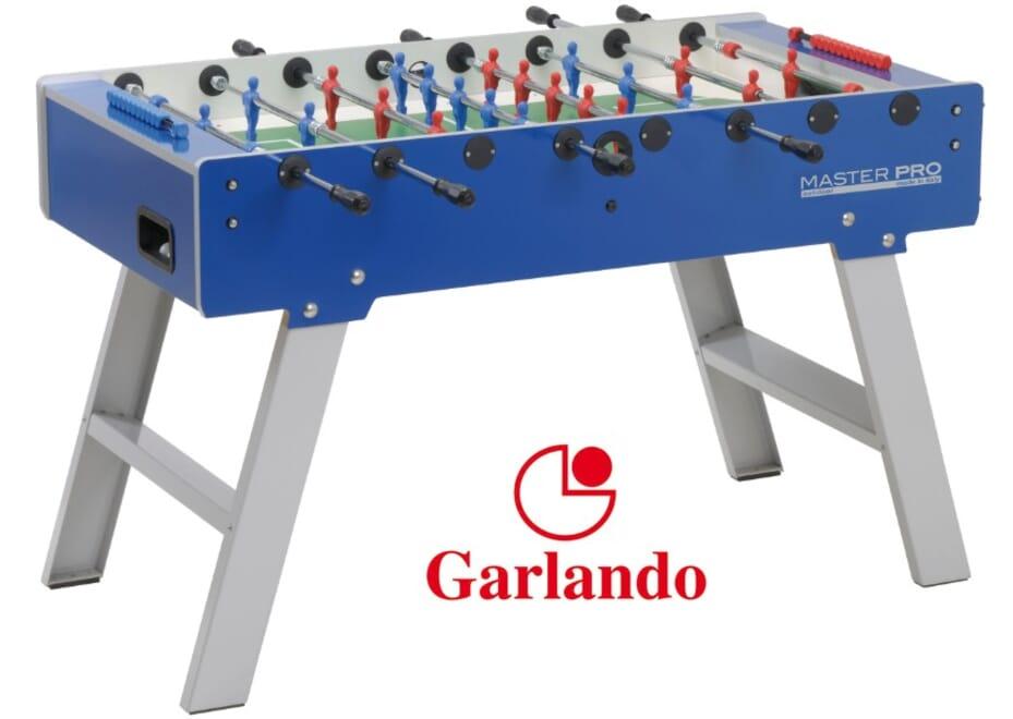 Baby foot Garlando Master Pro d'extérieur